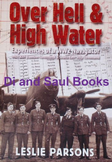 Over Hell and High Water, by Leslie Parsons